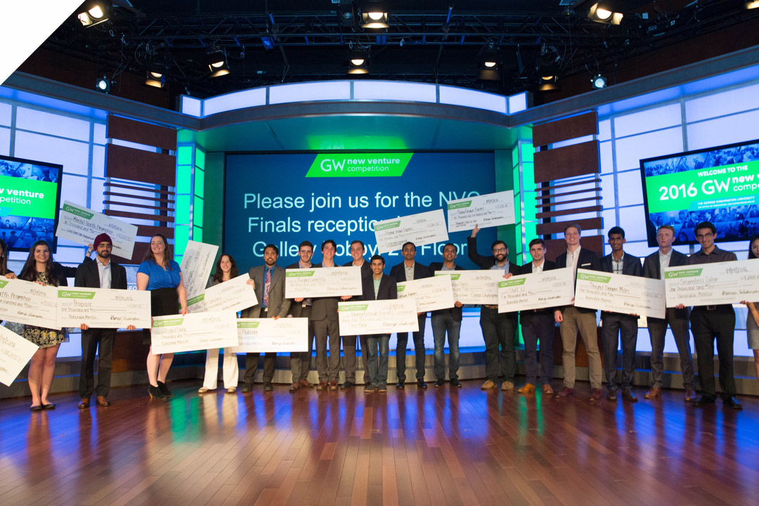 new venture competition winners