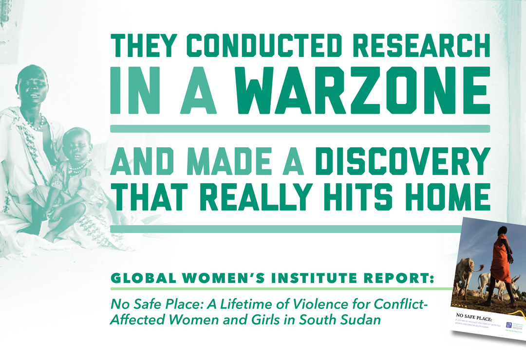 (GWI) Conducted Research in a War Zone and Made a Discovery That Really Hits Home