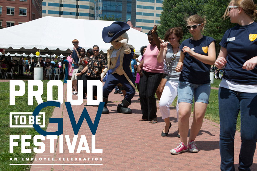 Proud to be GW Festival; An employee celebration