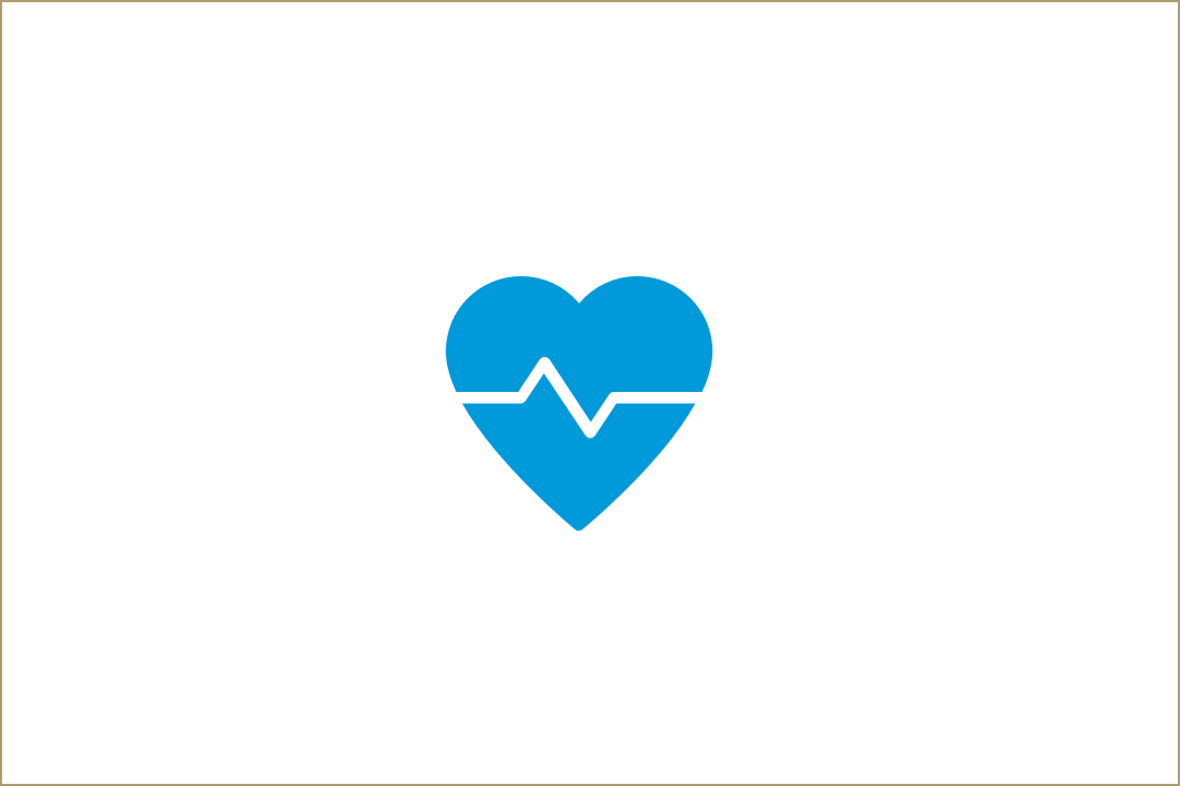 Heart icon to represent School of Medicine & Health Sciences