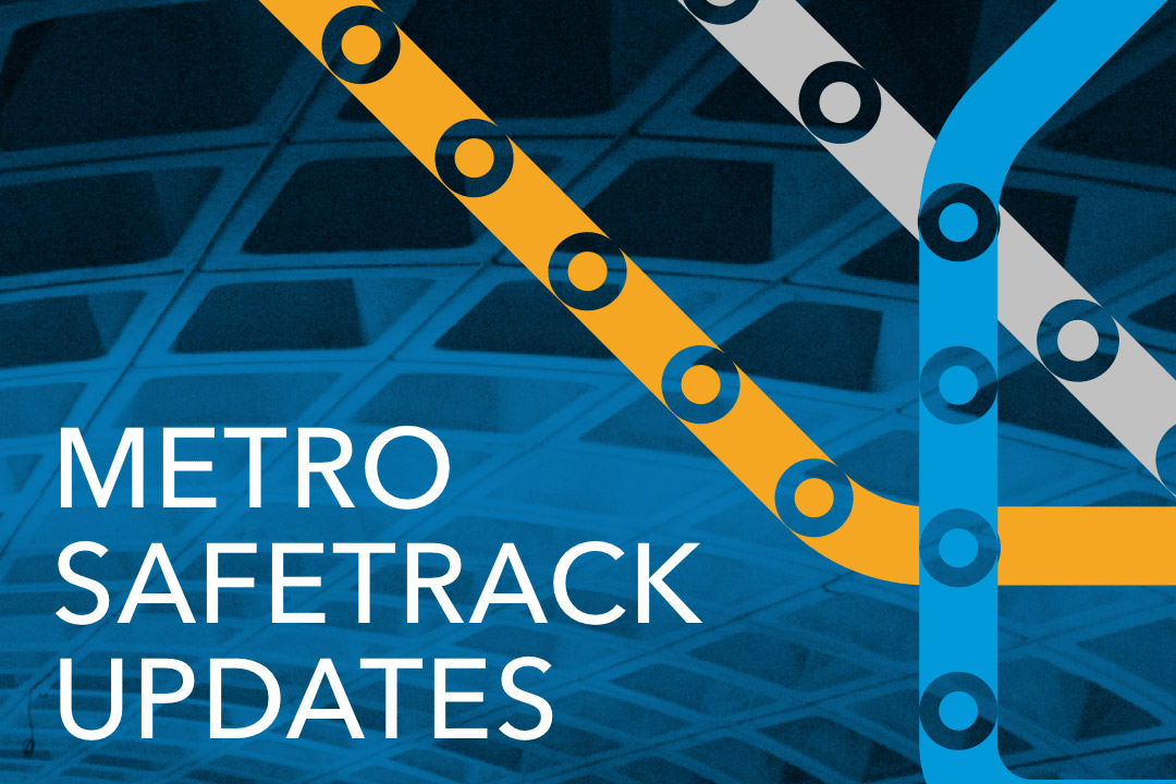 Metro Safe Track graphic