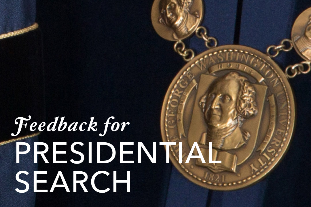 Feedback for Presidential Search