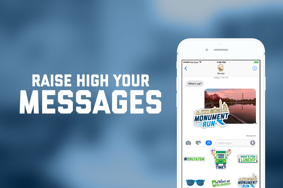 Raise High Your Messages